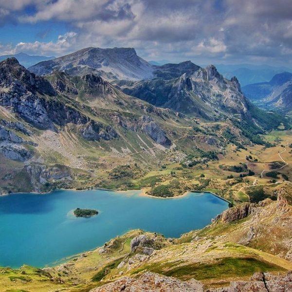 1. trekking vivac babia y asturias con threemountains