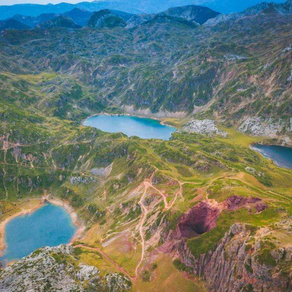 8. trekking vivac babia y asturias con threemountains