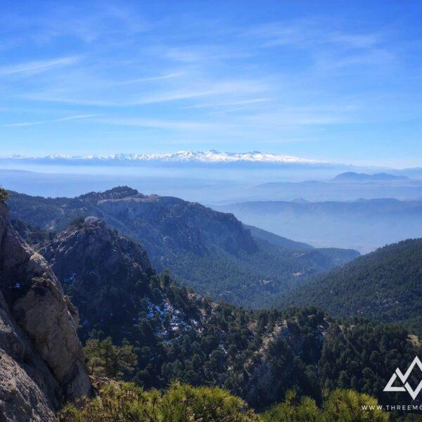 11. trekking vivac sierra de cazorla