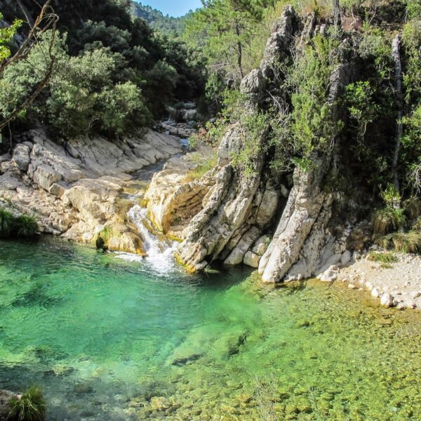 4. trekking vivac sierra de cazorla