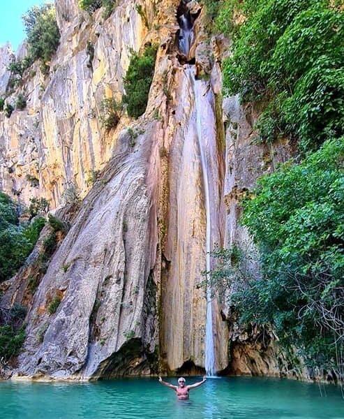 5. trekking vivac sierra de cazorla
