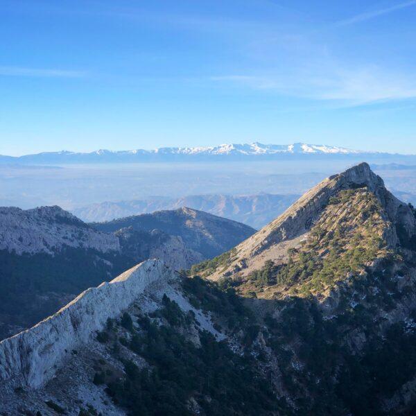 8. trekking vivac sierra de cazorla